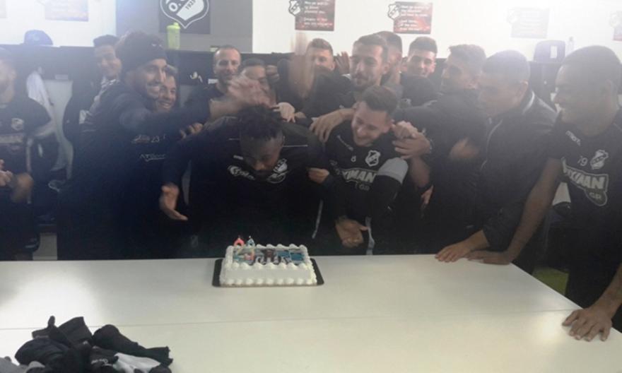 Τα γενέθλια του Σακόρ (video)