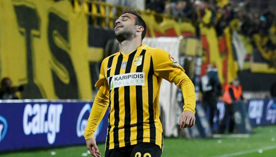 Φετφατζίδης στον διαιτητή που δεν του έδωσε πέναλτι: «Θα τα πούμε μετά!» (video)