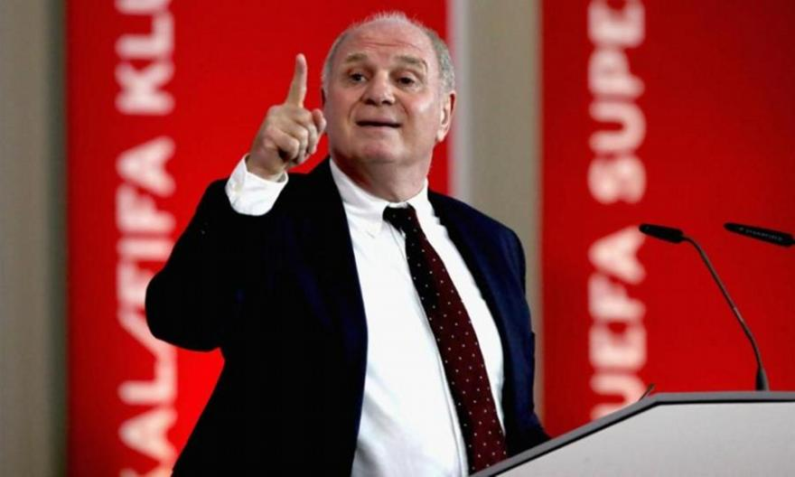 Χένες: «Δεν θα κάνουμε μεταγραφή 100 εκατομμυρίων φέτος, ουδείς αναντικατάστατος στη Μπάγερν»