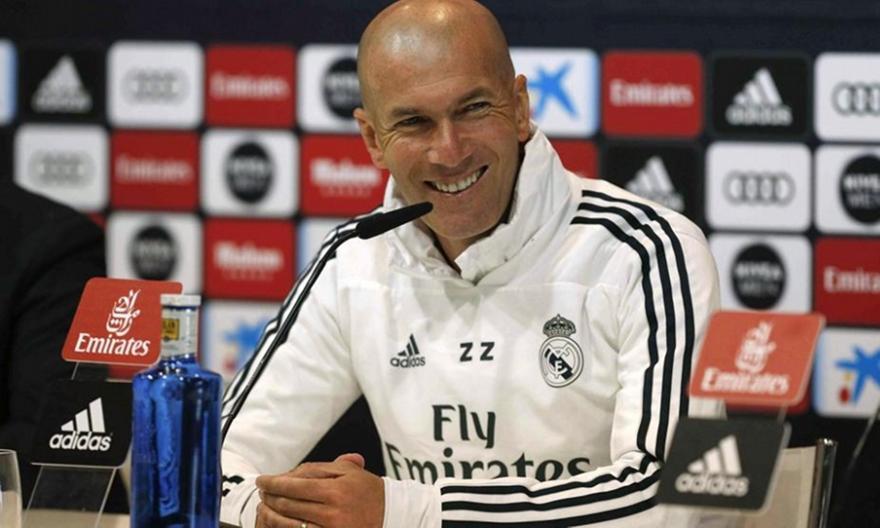 Το πλάνο του Ζιντάν για την Ρεάλ Μαδρίτης της επόμενης σεζόν