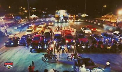 Στο 14ο Motor Festival του ΟΑΚΑ τα ζεις… όλα!