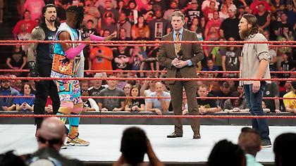 Ο νέος κανόνας φέρνει μεγάλες στο Raw