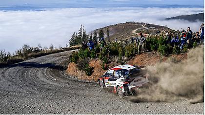 Νικητής στη Χιλή ο Τάνακ, στην κορυφή ο Οζιέ