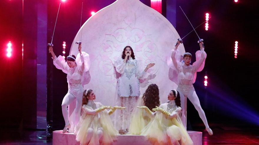 Eurovision 2019: Η φωνή της Κατερίνας Ντούσκα «μάγεψε» το Ισραήλ