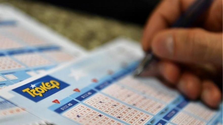Τζόκερ: Ένας υπερτυχερός κέρδισε τα 6,9 εκατομμύρια ευρώ