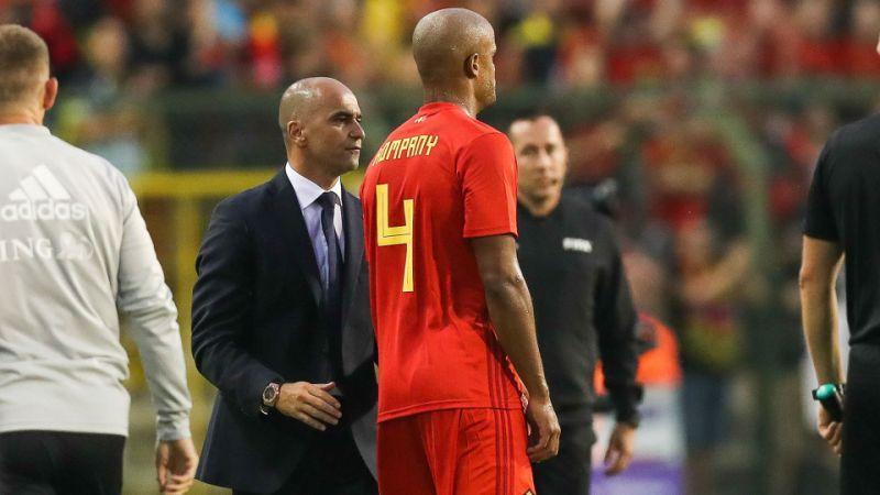 Μαρτίνεθ: «Ο Κομπανί θέλει να παίξει με το Βέλγιο στο Euro 2020»