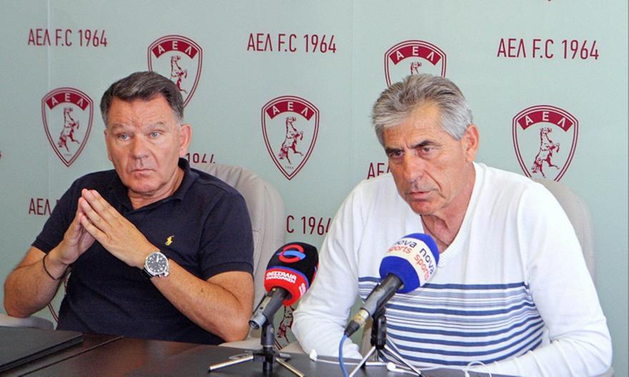 «Βόμβες» Κούγια για Αναστασιάδη: «Να φύγει το μάπετ σόου των συνταξιούχων από την Εθνική»