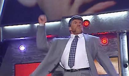 Οι καλύτερες μιμήσεις του Mr. McMahon στο WWE