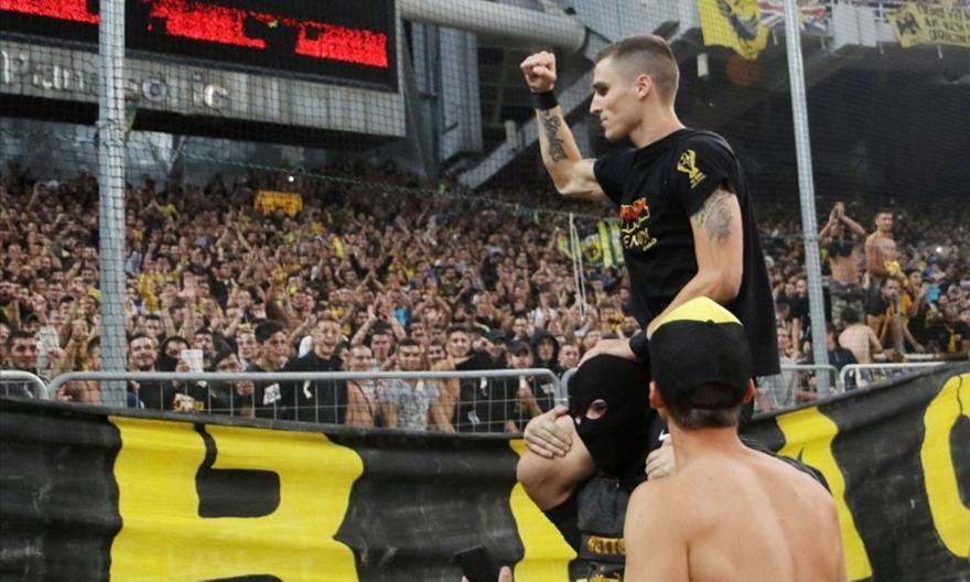 Βέβαιοι στο Βέλγιο για επιστροφή Βράνιες στην ΑΕΚ!