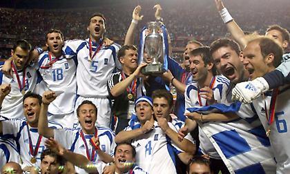 Όταν η Ελλάδα πάτησε στην κορυφή της Ευρώπης! (vids/pics)