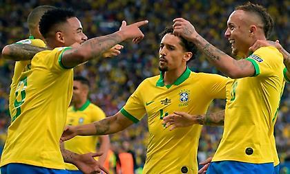 Άμεση απάντηση από τον Ζέσους και 2-1 η Βραζιλία (video)