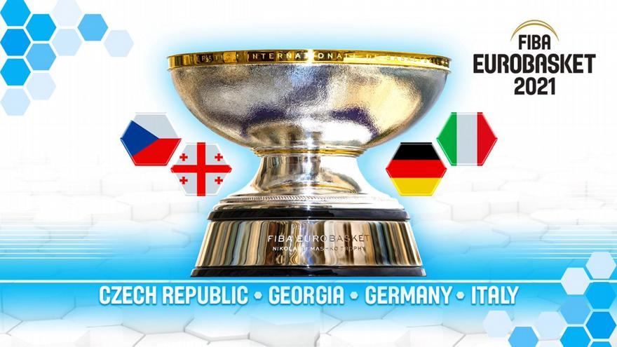 Στη Γερμανία η τελική φάση του Ευρωμπάσκετ 2021