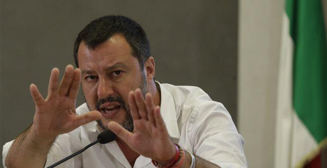 Καταγραφή των καταυλισμών Ρομά για κατεδάφισή τους ζήτησε ο Σαλβίνι