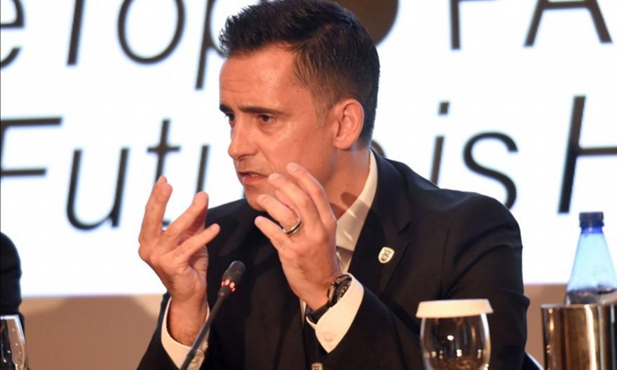 Μπράνκο: «Υπήρξε επαφή με την Γκιμαράες, αλλά είμαι αφοσιωμένος στον ΠΑΟΚ»
