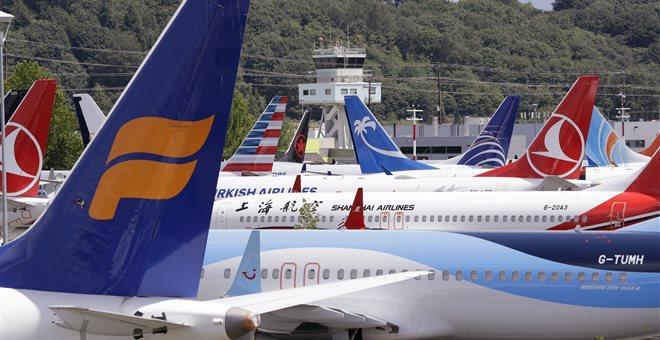 Χτύπημα σχεδόν 5 δισεκ. δολαρίων στην Boeing λόγω των δυστυχημάτων του Max