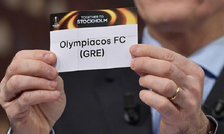 Οι υποψήφιοι αντίπαλοι του Ολυμπιακού στο Europa League