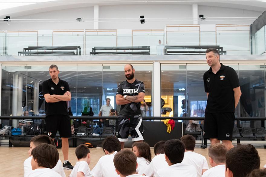 Eurohoops Academy Summer Camp: Καλοκαίρι γεμάτο μπάσκετ και ξεχωριστούς καλεσμένους (video)