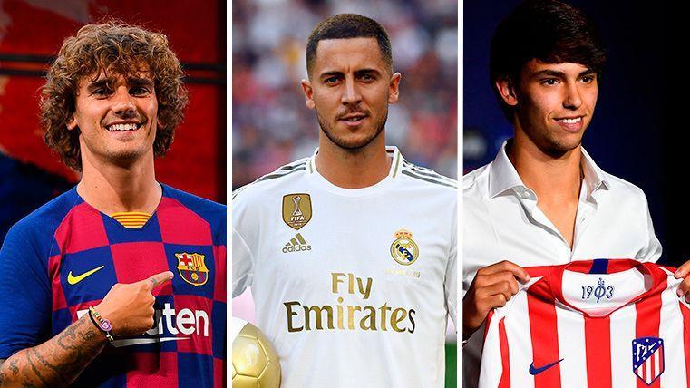 Ρεκόρ μεταγραφών στη La Liga