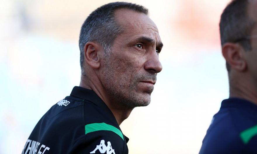 Δώνης: «Δεν φοβάμαι να συγκριθώ με κανέναν - Αν είσαι Έλληνας προπονητής, η πόρτα κλείνει»