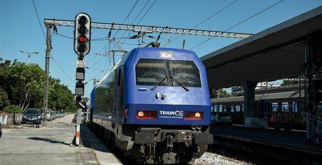 Βουβάλια συγκρούστηκαν με τραίνο που κατευθυνόταν Αλεξανδρούπολη