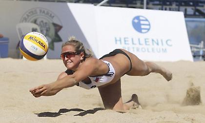 Beach Volleyball: Πάτρα με θέα το... Τόκιο!