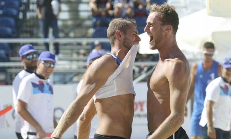 Βeach Volleyball Ανδρών: Γαλλικός «εμφύλιος» στον τελικό