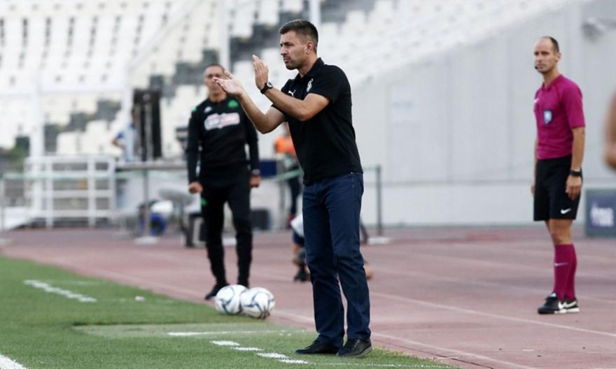 Σίμος: «Οι ποδοσφαιριστές μας αξίζουν το σεβασμό, πήραμε μια σπουδαία και δίκαιη νίκη»
