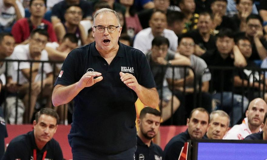 Σκουρτόπουλος: «Θα είμαστε σίγουρα καλύτεροι στη συνέχεια»