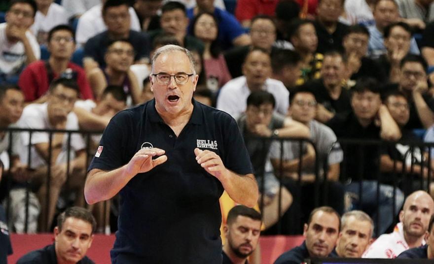 Σκουρτόπουλος: «Με ικανοποίησε η σοβαρότητα της ομάδας»