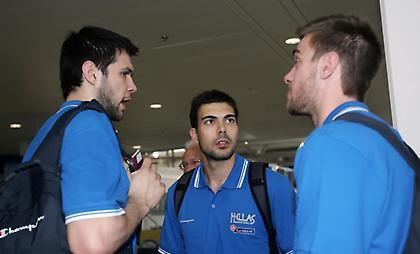 Αφιέρωμα FIBA: Οι τρεις σωματοφύλακες της Εθνικής