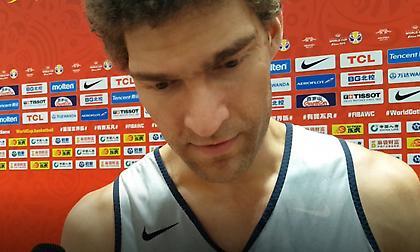 Λόπεζ στην κάμερα του sport-fm.gr: «Κορυφαίος ο Γιάννης, ανυπομονώ για το ματς»