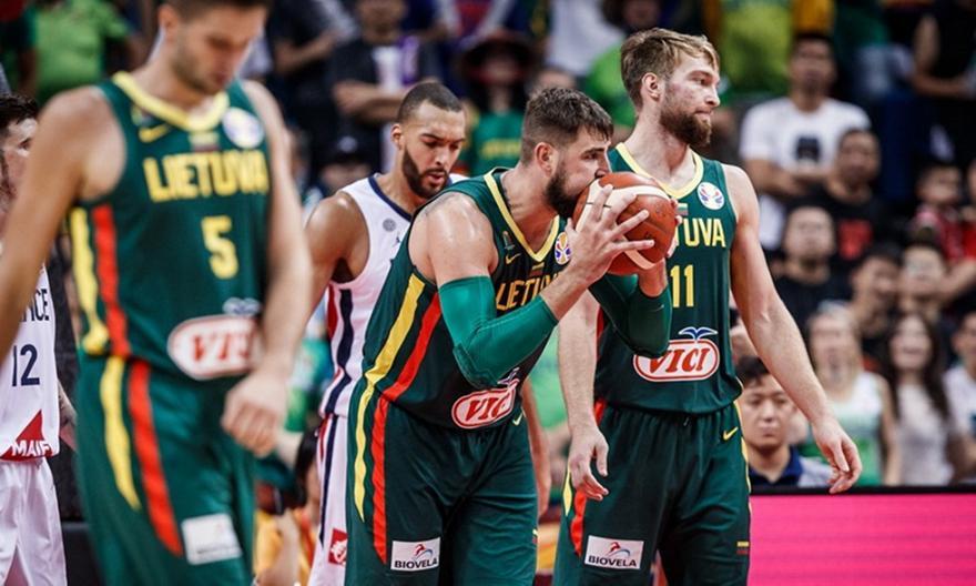 Κατέθεσε ένσταση η Λιθουανία για το ματς με τη Γαλλία!