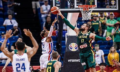 Αποχαιρέτησε με νίκη το Παγκόσμιο η Λιθουανία