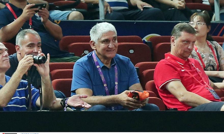 Γιαννάκης: «Οι διαιτητές δεν ήταν του επιπέδου του αγώνα»