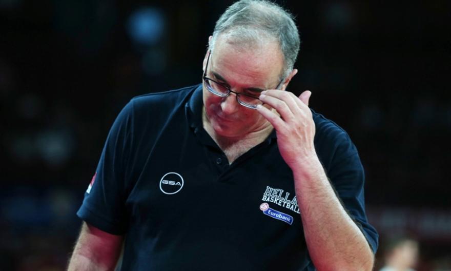 Σκουρτόπουλος: «Είμαι υπεύθυνος, η ομάδα είχε σχεδιαστεί με τον Ντόρσεϊ»