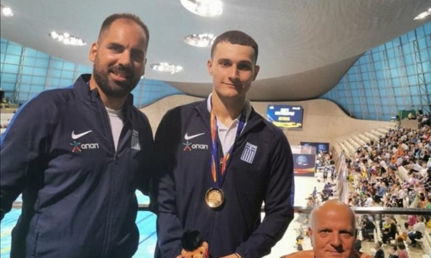 Παγκόσμιος πρωταθλητής ο Μιχαλεντζάκης, χάλκινο μετάλλιο ο Κωστάκης