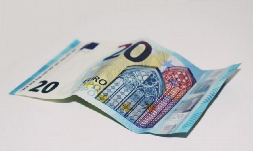 Δείτε πώς φτιάχνονται τα χαρτονομίσματα των 20 ευρώ (vid)