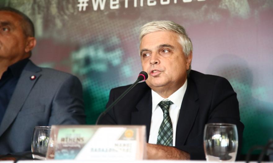 Παπαδόπουλος: «Η διοίκηση του Παναθηναϊκού έκανε το καλύτερο δυνατό»