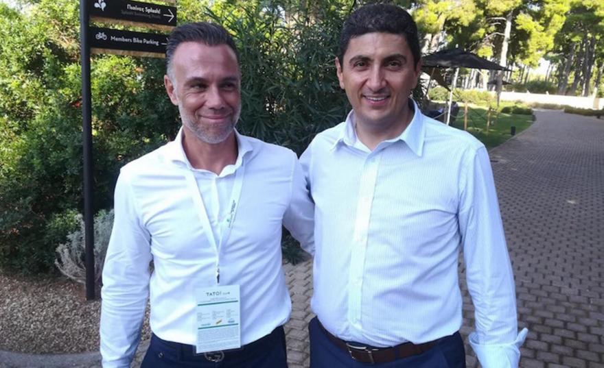 Αυγενάκης: «Το τένις γίνεται ολοένα και πιο προσιτό και δημοφιλές με Τσιτσιπά και Σάκκαρη»