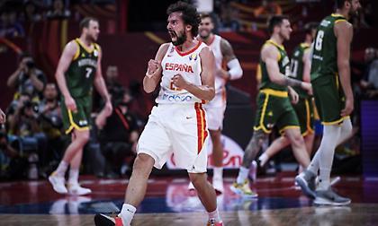 Επτάψυχη Ισπανία, λύγισε την Αυστραλία στη 2η παράταση και φορτσάρει για το χρυσό!