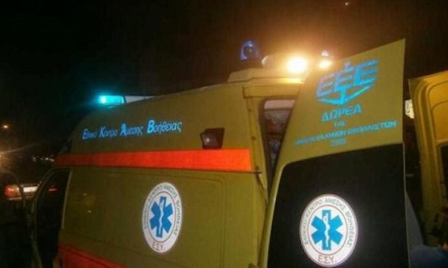Χανιά: Αγοράκι έπεσε από ύψος τριών μέτρων
