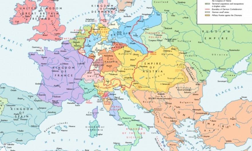 Κουίζ: Αν βρεις την πρωτεύουσα 25 χωρών της Ευρώπης είσαι φαινόμενο