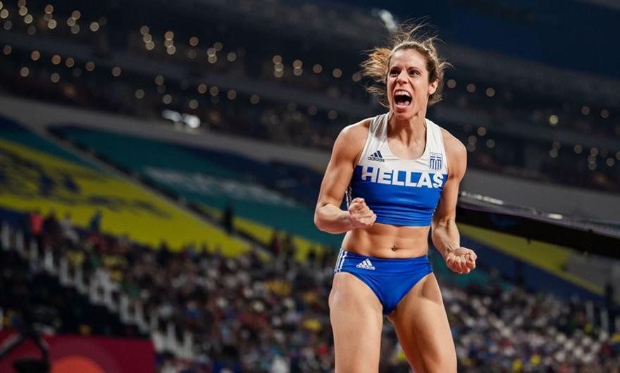 Στην Επιτροπή Αθλητών της IAAF η Στεφανίδη