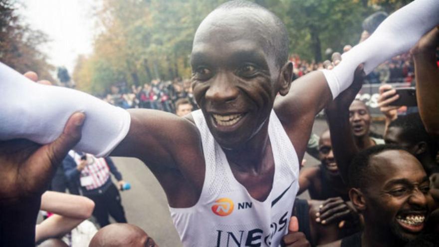 Κιπτσόγκε: «Είμαι ο πιο χαρούμενος άνθρωπος στη γη»