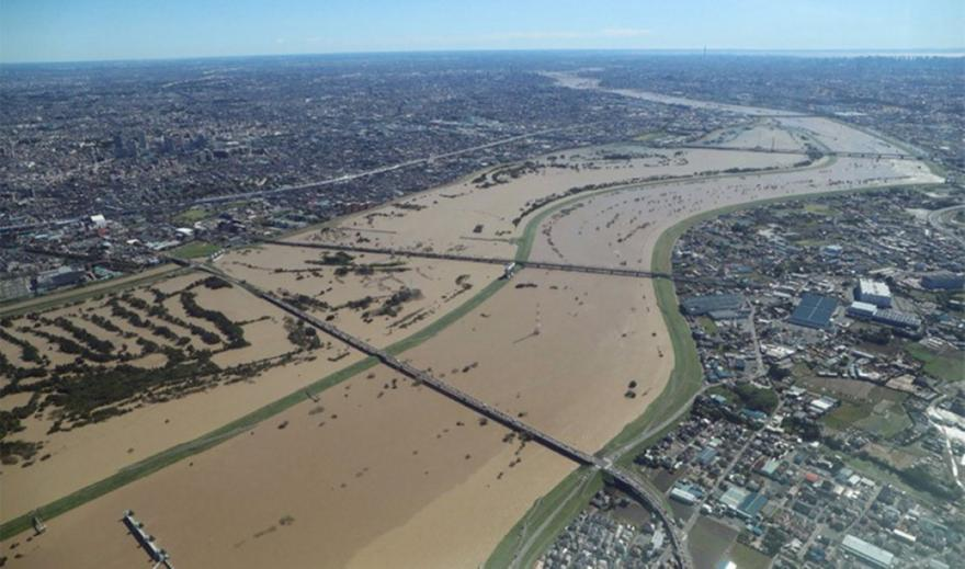 Ιαπωνία: Στους 35 οι νεκροί από τον τυφώνα Χαγκίμπις - Συνεχίζονται οι επιχειρήσεις διάσωσης