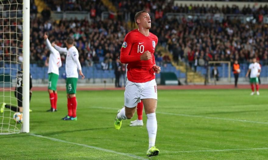 On fire ο Μπάρκλεϊ και 3-0 η Αγγλία στη Βουλγαρία (vids)