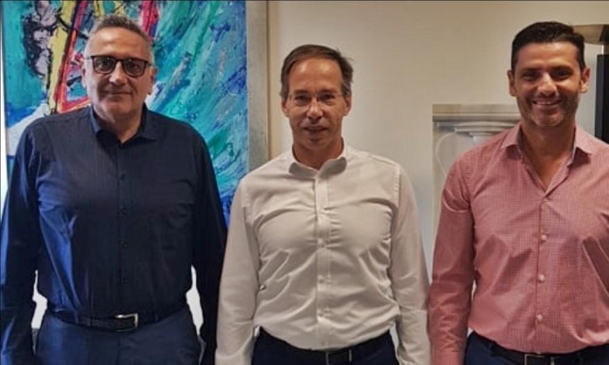 Συνάντηση με τον ΓΓΑ για την ηγεσία της ΕΛΟΤ