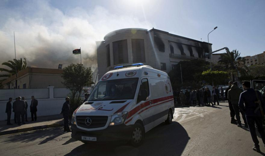 Τρία παιδιά νεκρά και οκτώ τραυματίες σε αεροπορική επιδρομή στη Λιβύη