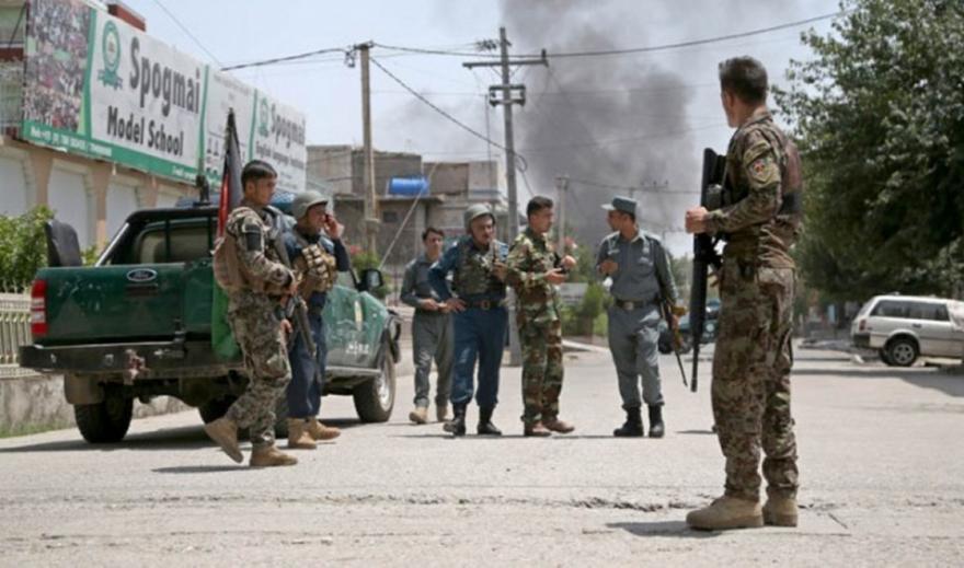 Αφγανιστάν - επίθεση: Τουλάχιστον 2 νεκροί αστυνομικοί και 20 παιδιά τραυματισμένα