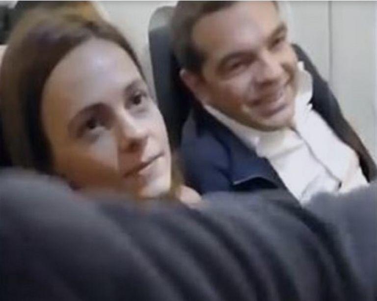 «Έκραξαν» τον Τσίπρα μέσα στο αεροπλάνο
